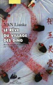 Le rêve du village des ding - Couverture - Format classique