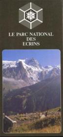 Parc national des ecrins - Couverture - Format classique