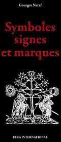 Symboles, signes et marques - Couverture - Format classique