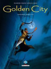Golden city ; intégrale t.4 à t.6 - Couverture - Format classique