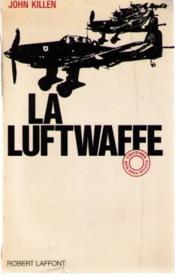 La luftwaffe - Couverture - Format classique
