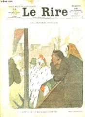 Le Rire N° 144 Du 4 Novembre 1905. A L Frontiere Portugaise, Le Journaliste Moderne, Simplicite Des Moeurs Actuelles... - Couverture - Format classique