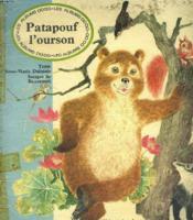 Patapouf, L'Ourson. - Couverture - Format classique
