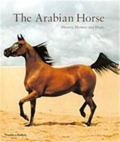 The arabian horse (paperback) /anglais - Couverture - Format classique