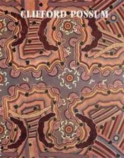 Clifford possum tjapaltjarri - Couverture - Format classique