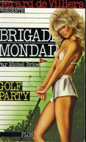 Golf Party - Couverture - Format classique