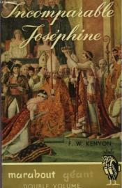 Incomparable Josephine - The Emperor'S Lady - Couverture - Format classique