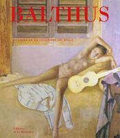 Balthus - Intérieur - Format classique