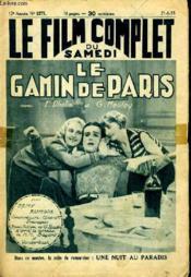 Le Film Complet Du Samedi N° 1277 - 12e Annee - La Gamin De Paris - Couverture - Format classique