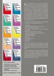 Lfa 2006 ; rencontres francophones sur la logique floue - 4ème de couverture - Format classique