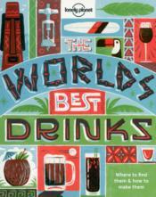 The world's best drinks mini - Couverture - Format classique