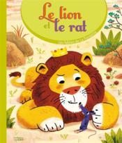 Le lion et le rat - Couverture - Format classique