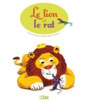Le lion et le rat - 4ème de couverture - Format classique