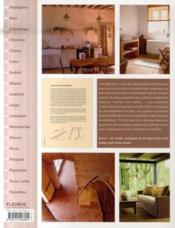 La décoration écologique - Couverture - Format classique