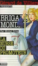 Brigade mondaine t.166 ; la nurse du promoteur - Couverture - Format classique