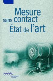 Mesure sans contact: etat de l'art - Couverture - Format classique