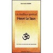 Un éveilleur spirituel ; Henri le Saux - Couverture - Format classique