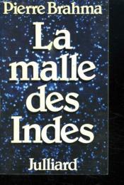 La Malle Des Indes. - Couverture - Format classique