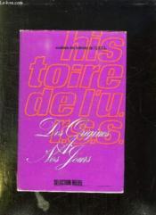 Histoire De L Urss De L Antiquite A Nos Jours. - Couverture - Format classique