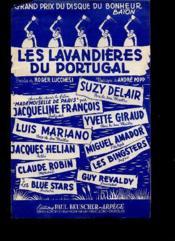 Les Lavandieres Du Portugal, Baïon. - Couverture - Format classique
