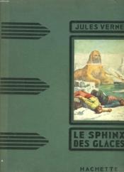 Le Sphinx Des Glaces - Couverture - Format classique