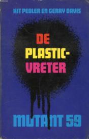 Mutant 59, De Plastic-Vreter - Couverture - Format classique