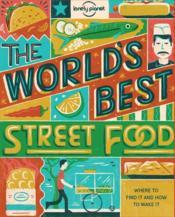 The world's best street food - Couverture - Format classique