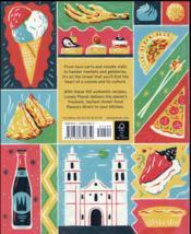 The world's best street food - 4ème de couverture - Format classique