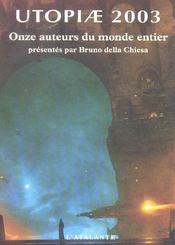 Utopiae 2003 - Intérieur - Format classique