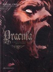 Dracula ; le mythe raconté par bram stocker - Intérieur - Format classique