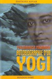 Autobiographie D'Un Yogi - Intérieur - Format classique