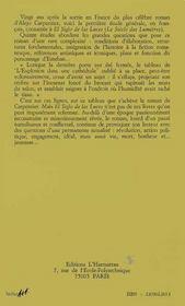 Quinze Etudes Autour De El Siglio De Las Luces - 4ème de couverture - Format classique