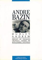 André Bazin - Intérieur - Format classique
