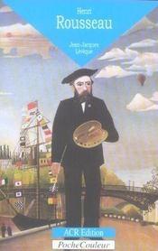 Henri Rousseau - Intérieur - Format classique