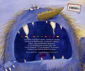 Le gloubilouache - 4ème de couverture - Format classique