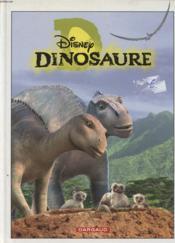 Walt disney classiques du dessin anime ; les dinosaures - Couverture - Format classique