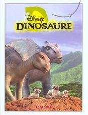 Walt disney classiques du dessin anime ; les dinosaures - Intérieur - Format classique