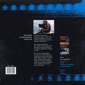 Histoire du grand bleu - making of - 4ème de couverture - Format classique