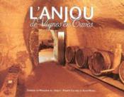 L'anjou de vignes en caves - Couverture - Format classique