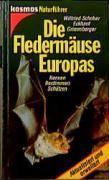 Die Fledermause Europas - Couverture - Format classique