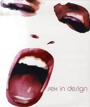 Sex in design - Intérieur - Format classique