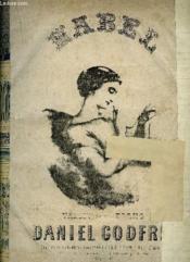 Mabel - Couverture - Format classique