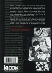 Darwin's Game T.3 - 4ème de couverture - Format classique