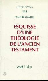 """Résultat de recherche d'images pour """"Esquisse d'une théologie de l'Ancien Testament"""""""