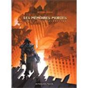 Les mémoires mortes t.1 ; feu destructeur - Couverture - Format classique
