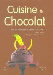 Cuisine et chocolat - Intérieur - Format classique