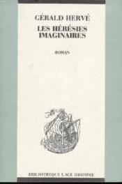Les Heresies Imaginaires - Couverture - Format classique