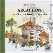 Arcachon - Couverture - Format classique