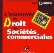 Essentiel dt stes commerciales - Intérieur - Format classique