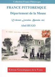 Département de la Meuse ; (ci-devant Lorraine, Barrois, etc.) - Couverture - Format classique